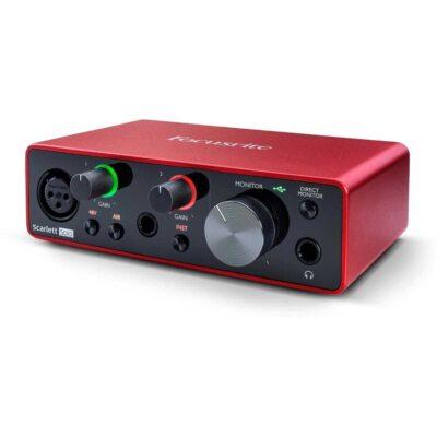Interfaces de Audio PC